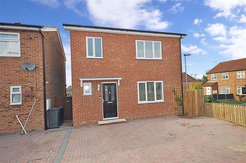 3 Bedrooms Detached House for sale in Vinten Close, Herne Bay, Kent