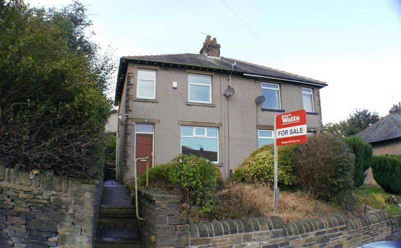 3 Bedrooms Semi Detached House for sale in Beldon Lane, Horton Bank Top, Braddford, BD7 4LF