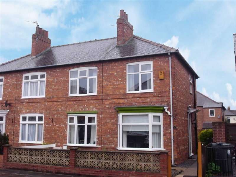 3 Bedrooms Semi Detached House for sale in Holmlands Road, Darlington