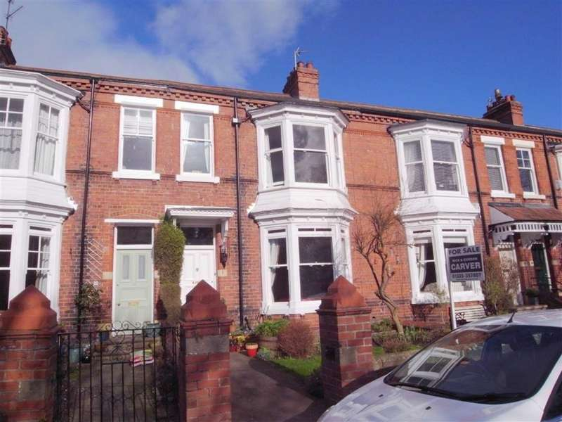 4 Bedrooms Terraced House for sale in South Parade, Croft-On-Tees, Darlington