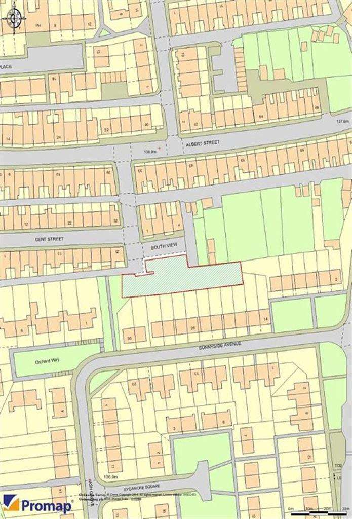 Land Commercial for sale in South View, Shildon