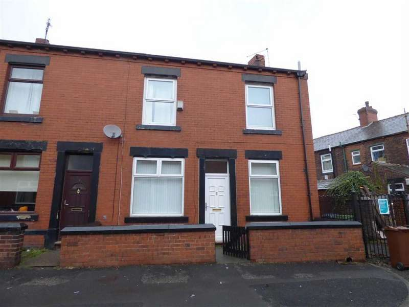 2 Bedrooms End Of Terrace House for sale in Rothwell Street, Royton, Oldham, OL2