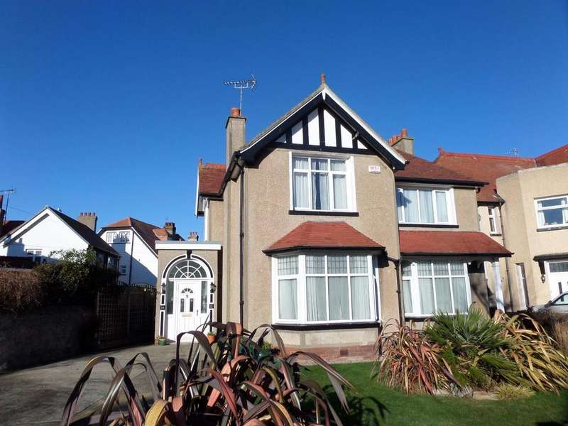 4 Bedrooms Detached House for sale in St Seiriol's Road, Llandudno