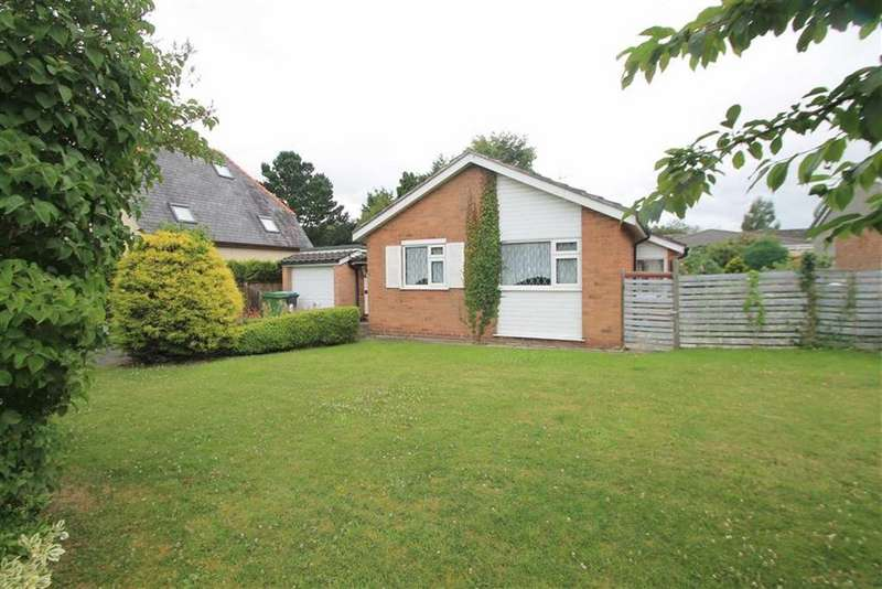 3 Bedrooms Detached Bungalow for sale in Bryn Estyn Road, Rhosnesni, Wrexham