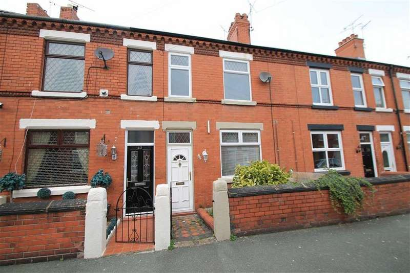 2 Bedrooms Terraced House for sale in Edward Street, Wrexham