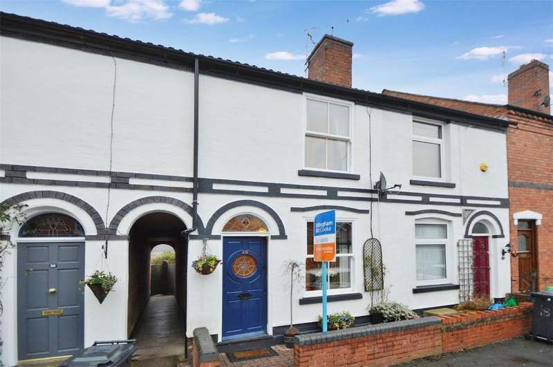 3 Bedrooms Terraced House for sale in Cleveland Street, Old Quarter, Stourbridge, West Midlands