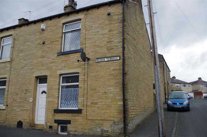 2 Bedrooms Terraced House for sale in Ruskin Terrace, Halifax