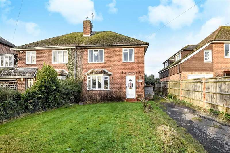 3 Bedrooms Semi Detached House for sale in The Street, Boxgrove, Chichester