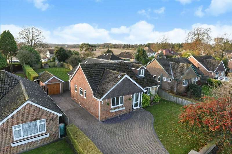 5 Bedrooms Detached House for sale in South Wonston, Winchester, Hampshire