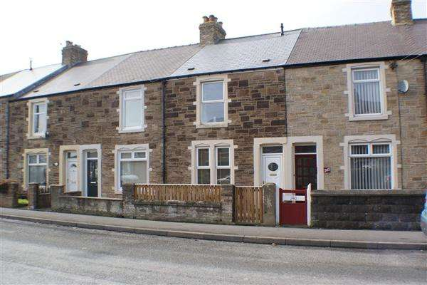 2 Bedrooms Terraced House for sale in Medomsley Road, Consett
