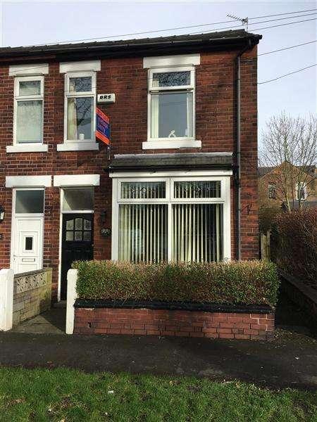 3 Bedrooms Semi Detached House for sale in Blackburn Street, Prestwich