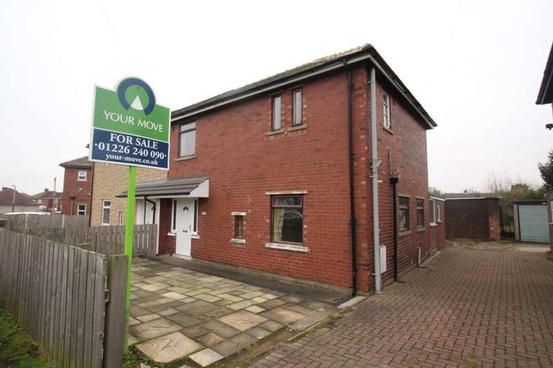 3 Bedrooms Semi Detached House for sale in Laithes Lane, Barnsley, S71