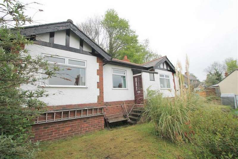 2 Bedrooms Detached Bungalow for sale in Russell Street, Cefn Mawr, Wrexham