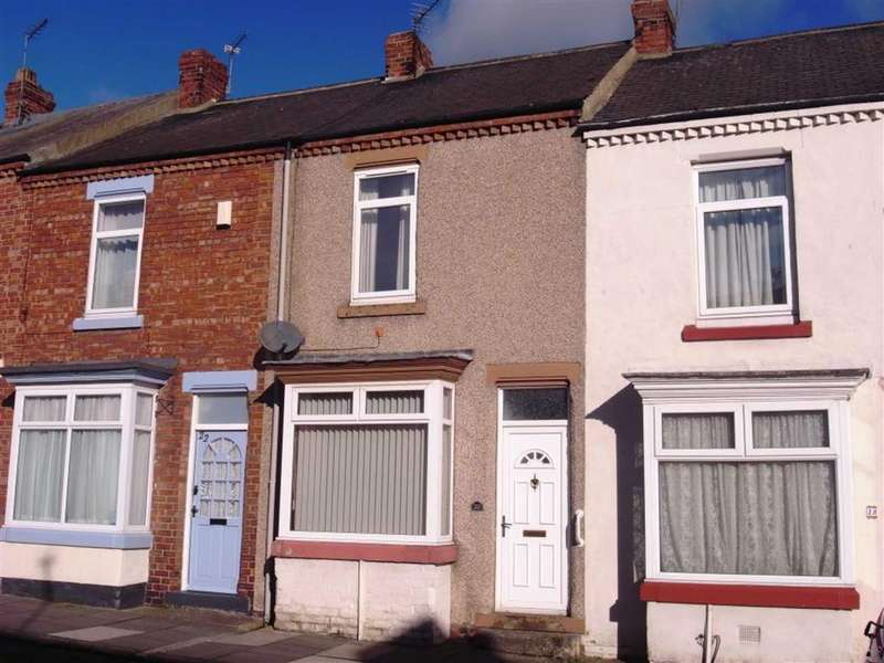 2 Bedrooms Terraced House for sale in Lowson Street, Darlington
