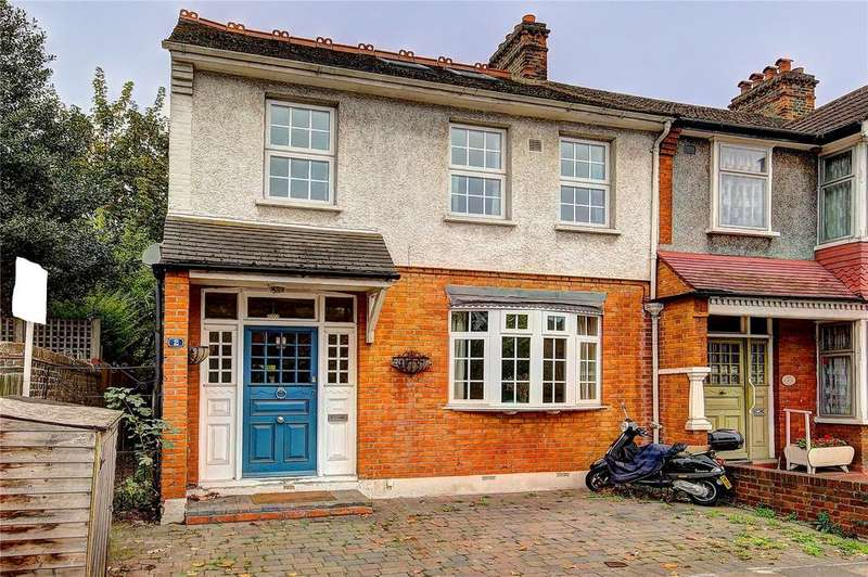5 Bedrooms End Of Terrace House for sale in Manor Road, Richmond, TW9