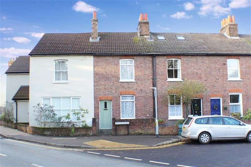3 Bedrooms Terraced House for sale in Heath Road, St Albans, Hertfordshire