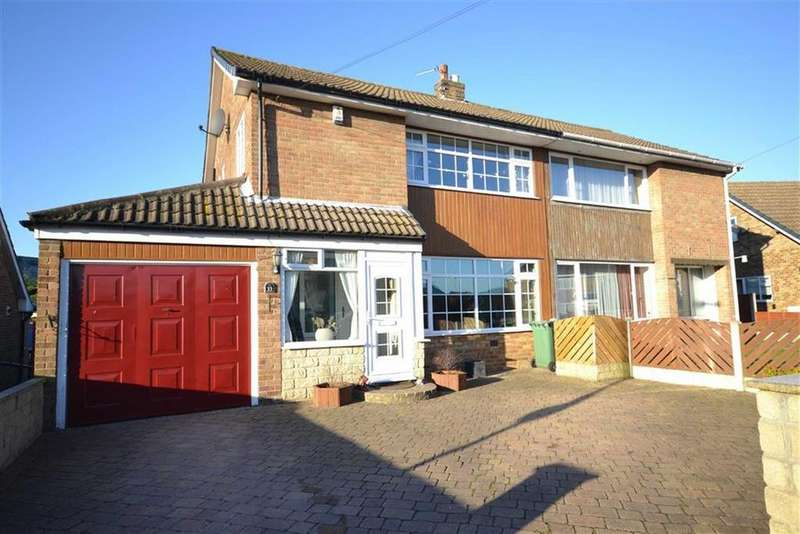 3 Bedrooms Semi Detached House for sale in Westway, Garforth, Leeds, LS25