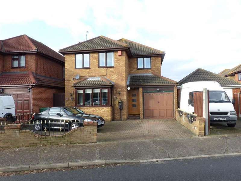 4 Bedrooms Detached House for sale in Jarvis Road, Canvey Island