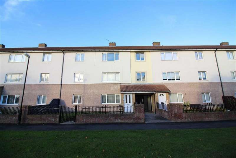 2 Bedrooms Flat for sale in West Farm Avenue, Newcastle Upon Tyne