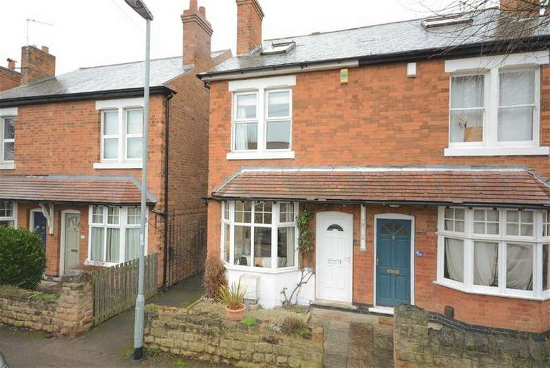 3 Bedrooms Semi Detached House for sale in Exchange Road, West Bridgford