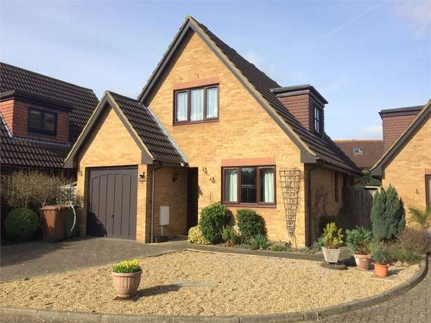 3 Bedrooms Detached House for sale in Fairfield Close, Ewell Court