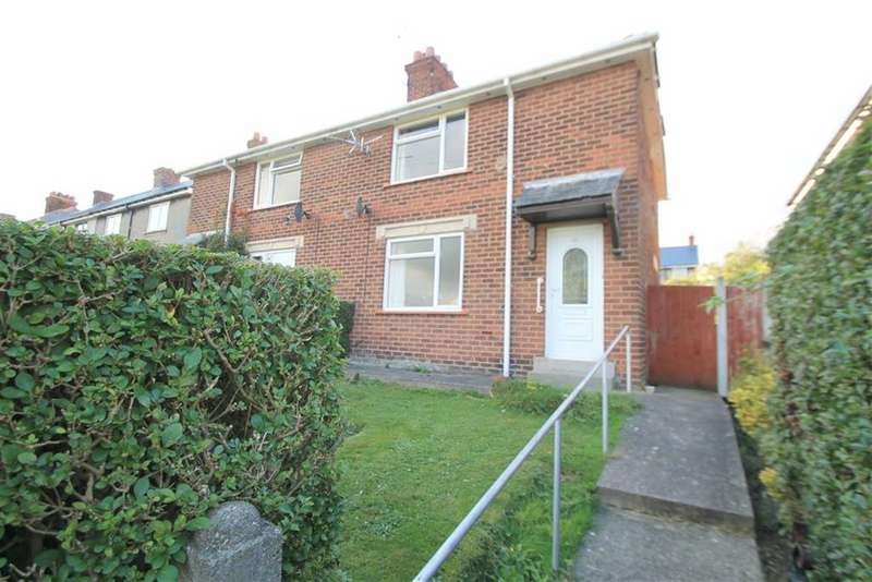 2 Bedrooms Semi Detached House for sale in Heol Offa, Coedpoeth, Wrexham