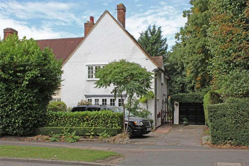 4 Bedrooms End Of Terrace House for sale in Baldock Road, Letchworth Garden City, Hertfordshire