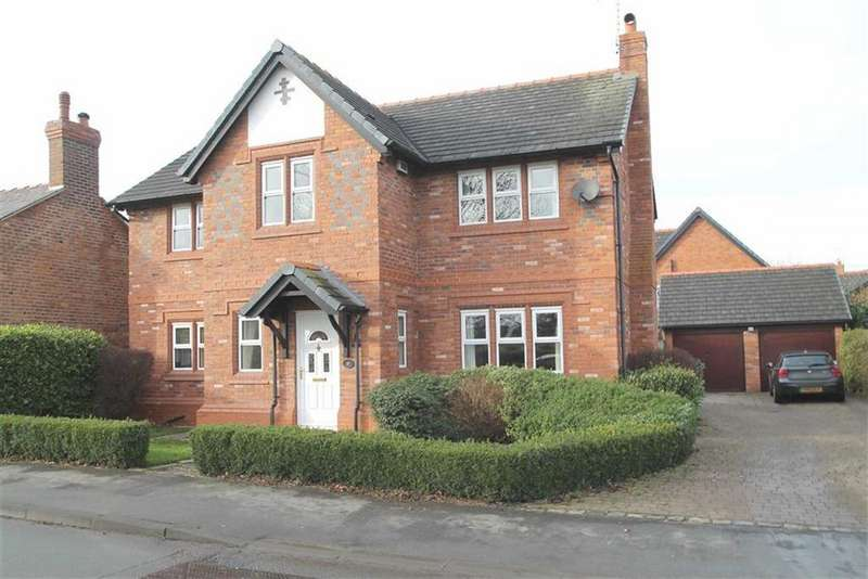 4 Bedrooms Detached House for sale in Main Road, Higher Kinnerton