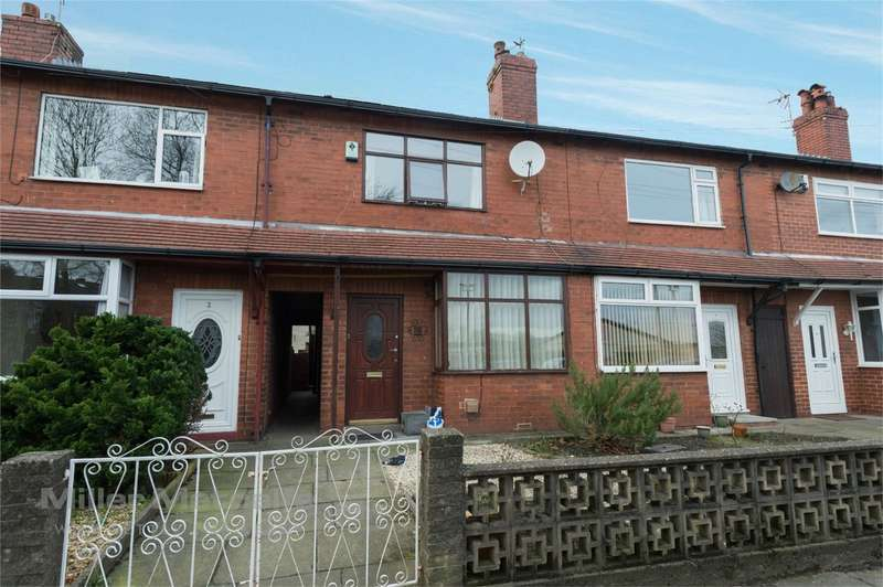 2 Bedrooms Terraced House for sale in Stewart Street, Bury, Lancashire