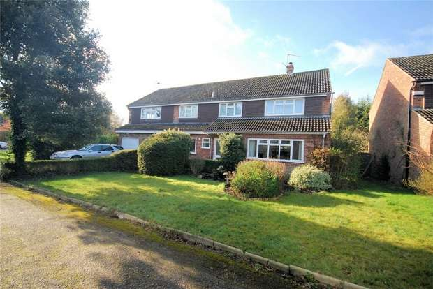 7 Bedrooms Detached House for sale in Quakers Mead, Weston Turville, Buckinghamshire