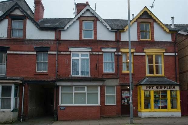 4 Bedrooms Terraced House for sale in Wellington Road, Llandrindod Wells, Powys