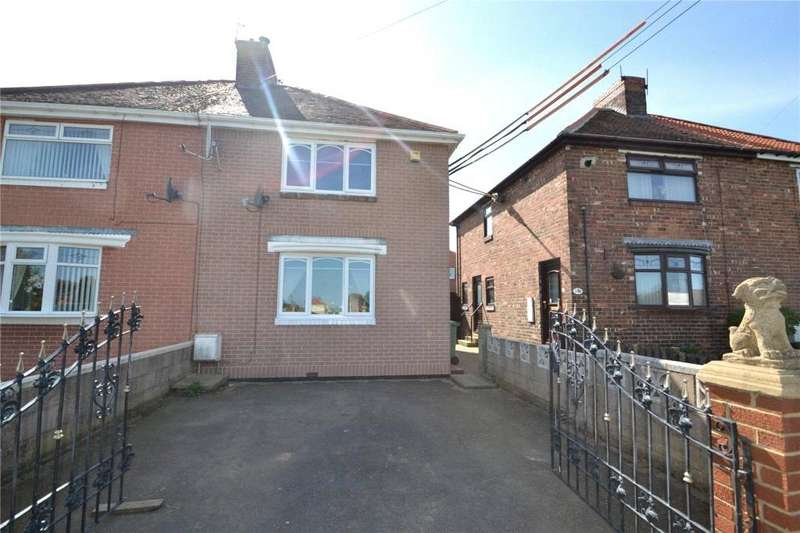 2 Bedrooms Semi Detached House for sale in Wheatley Terrace, Wheatley Hill, DH6
