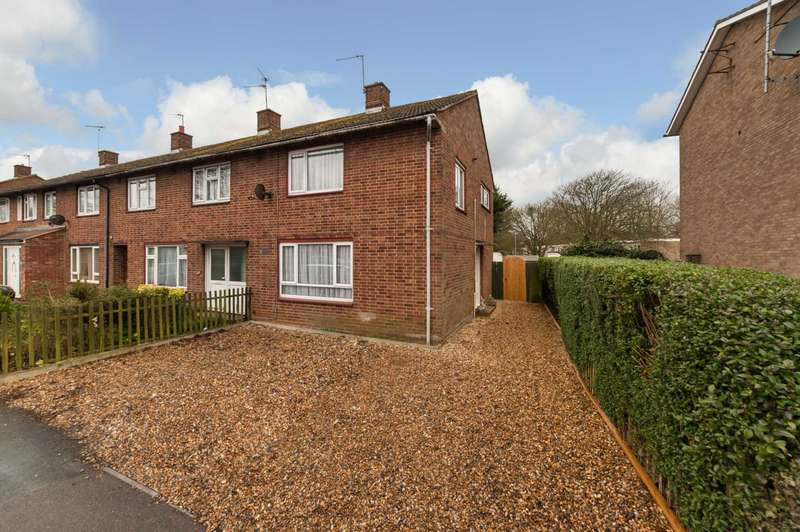 2 Bedrooms End Of Terrace House for sale in Bennetts End Road, Hemel Hempstead