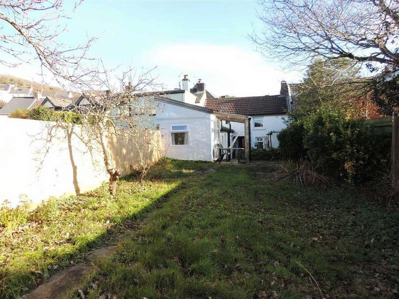 3 Bedrooms Semi Detached House for sale in Church Street, Combe Martin, Ilfracombe, Devon, EX34