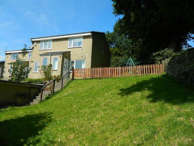 2 Bedrooms Semi Detached House for sale in Lichfield Mount, Poplar Farm, Bradford, BD2 1NX