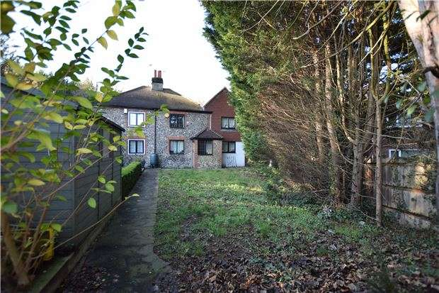 2 Bedrooms Semi Detached House for sale in Yew Tree Cottage,Brighton Road, Coulsdon, Surrey, CR5 3ES