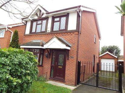 3 Bedrooms Detached House for sale in Glenfield Road, Western Park, Leicester, Leicestershire