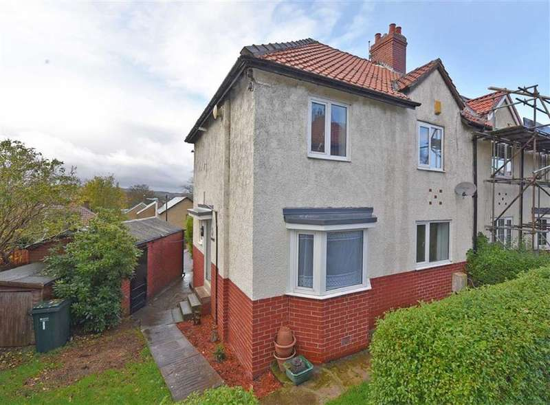 3 Bedrooms Semi Detached House for sale in Lyndhurst Estate - The Path