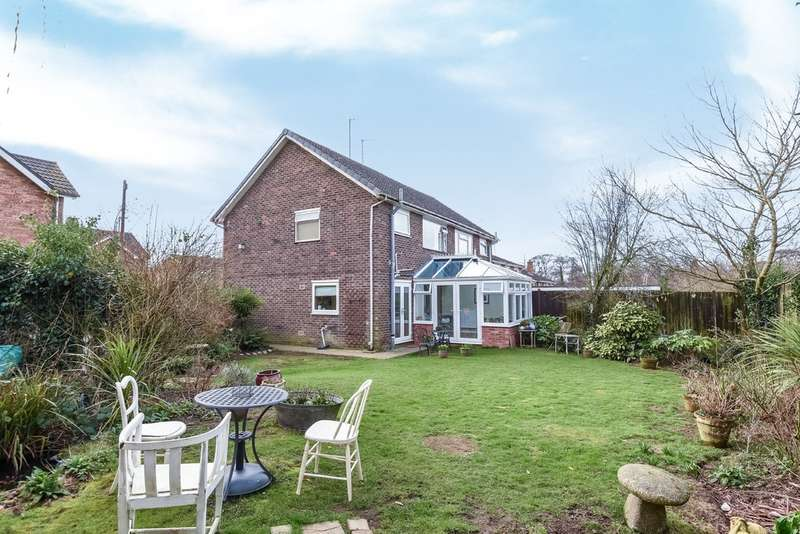 3 Bedrooms Semi Detached House for sale in Between Charlton Kings/Leckhampton