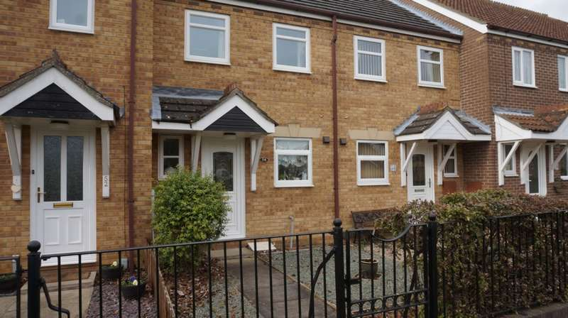 2 Bedrooms House for sale in Pinewood Avenue, Whittlesey, PE7