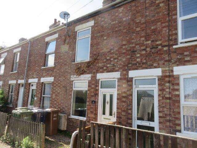 3 Bedrooms Terraced House for sale in Elizabeth Terrace, Wisbech, Cambridgeshire, PE13 2AL