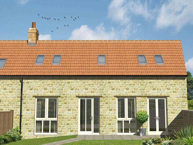 2 Bedrooms Barn Conversion Character Property for sale in Plot 7, Foxtail Barn, The Fieldings, Brigstock