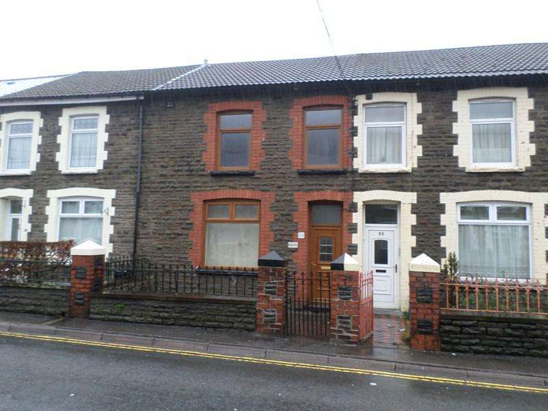 3 Bedrooms Terraced House for sale in Richard Street, Maerdy, Ferndale