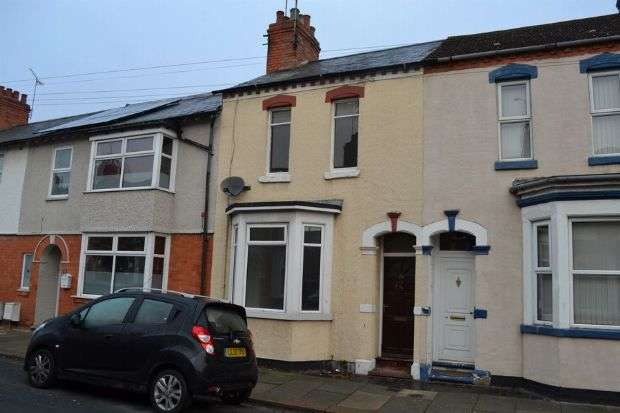 3 Bedrooms Terraced House for sale in Dundee Street, St James, Northampton NN5 5BP