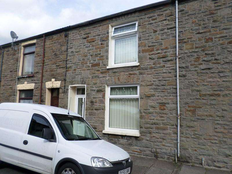 2 Bedrooms Terraced House for sale in Union Street, Ferndale