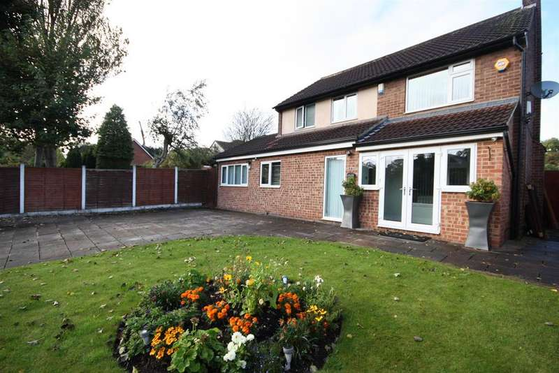 4 Bedrooms Detached House for sale in Rockwood Road, Calverley