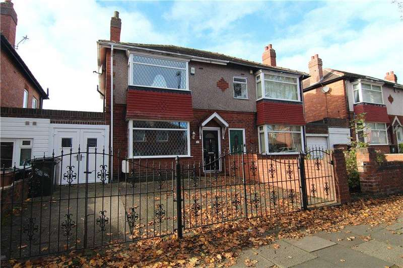 2 Bedrooms Semi Detached House for sale in Hollywell Road, North Shields, NE29