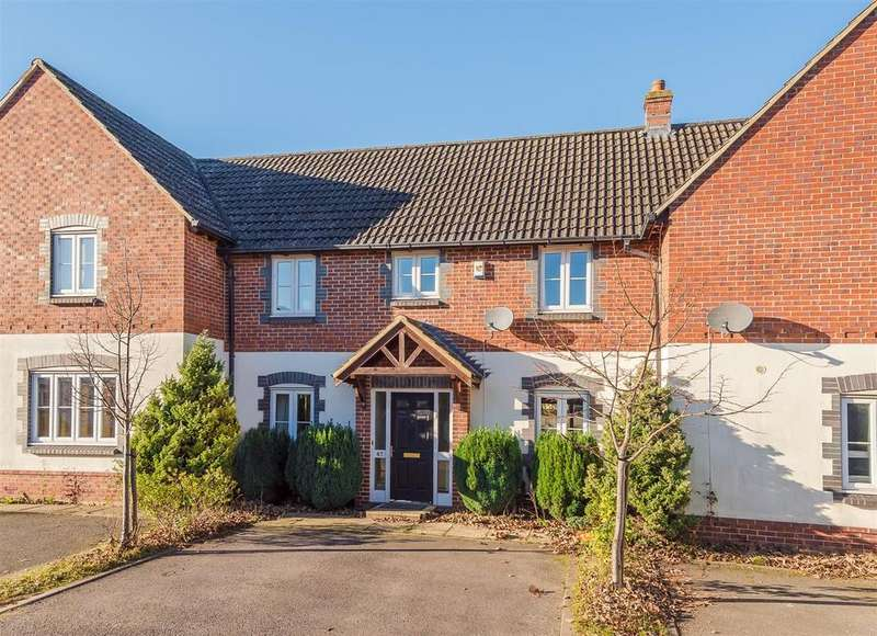 3 Bedrooms Terraced House for sale in Hubble Close, Headington, Oxford