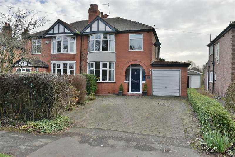 3 Bedrooms Semi Detached House for sale in Hodge Lane, Hartford