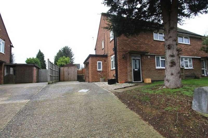 1 Bedroom Maisonette Flat for sale in Langham Crescent, Billericay, Essex, CM12 9RB
